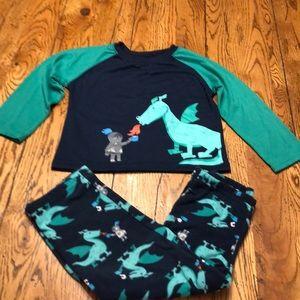 ⭐️5 for $25⭐️ boys pajamas